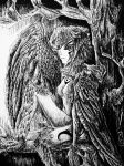 Harpy by bluemoon116