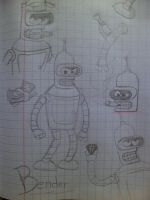 Bender (croquis) by Linebeck18