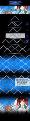 [Quick Trick] Wire Fence by teagirl-vn