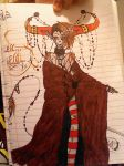 Tavros Nitram: Grand Highblood by TheLoneRaven909
