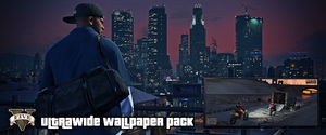 GTA V PC 3440x1440 Wallpaper pack (Updated) by StArL0rd84