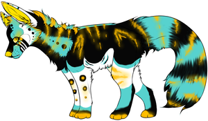Wolf Auction 1 *CLOSED* by AllyKat121
