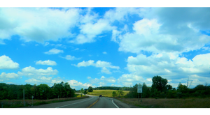 Drive to Ithaca, New York by Shannon-K