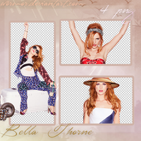 Bella Thorne PNG Pack by WORMor