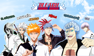 Bleach - BoYs by DAlexx