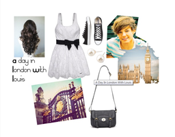 A Day In London With Louis by curlymonster14