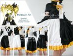 Vocaloid melt down rin cosplay by miccostumes