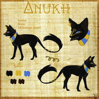 Reference: Anukh by Forumsdackel