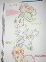 pokemon group pic by mYuAm