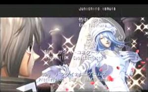 Endrance and Haseo's Wedding by rollcaskett2