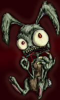 Hell Rabbit. by enigmatia