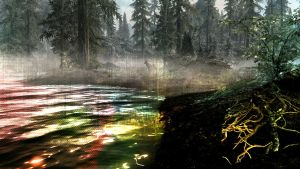 Skyrim's Colors by SteffiSyndrom