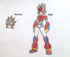 Zack and Model MZ by BetaX64