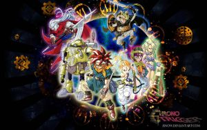 Chrono Trigger by iSnow