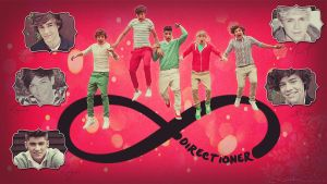 Wallpaper Forever Directioner by LauraClover