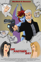 Poster Parody: Die Another Day by DubyaScott