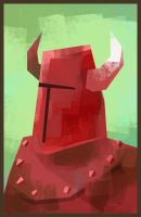 Red Knight by benjaminography