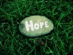 a pebble of HOPE by denvergirls21