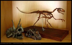 Deinonychus - All united by Vaejoun