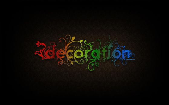 Decoration by wellgraphic