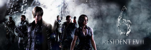 Resident Evil 6 by UndeadTeddy