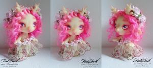 FeaDoll little Deer by Nailyce