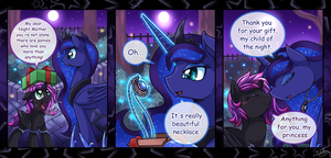 [Reward] Mother Of The Night by vavacung