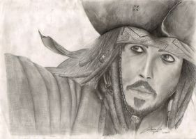 Jack Sparrow by Sychro