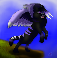 -Commission- Take Off _ Flax by Ravenstar01