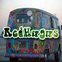 Font Design 'Hippie, Peace' by RedHugus