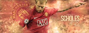 Paul Scholes by dAmnFlyy