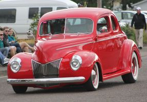 Fabulous Forty Ford by finhead4ever