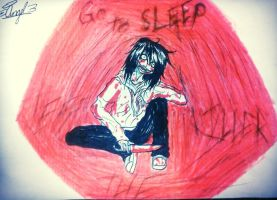 Jeff The Killer by TheFallenSceneAngel