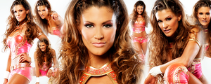 WWE - Eve Torres by KamenRiderReaper