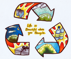 Life is Beautiful When ... by bawky