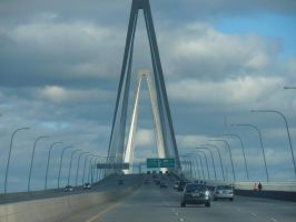 The Towers of the Ravenel... by SpudYeisleyCreations