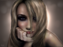 Doll Face by devotion-graphics