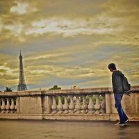 see you soon Paris by Nile-Paparazzi