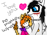 I Love You No Matter What by CaitlinTheLucario