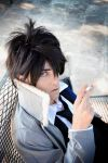 Why I'm so harsh - Psycho-Pass by Carlos-Sakata