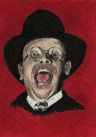 Toht sketch card by stuponitron