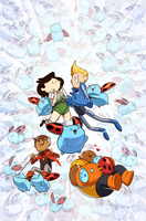 Bravest Warriors #11 by tysonhesse