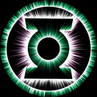 My Green Lantern Symbol by tubageek101