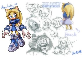 Reference for MARIA by E09ETM