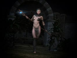 The Summoner by x-bossie-boots-x