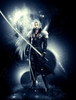 sephiroth by Noc21