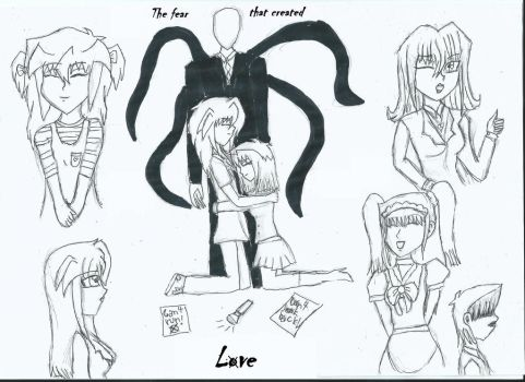 The Fear That Created Love by Grace0331