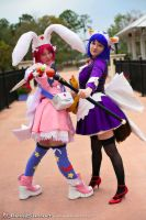 MAGICAL GIRLS by Dandelionswish
