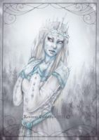 Ice Queen by RossanaCastellino