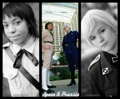 Prussian Spanish Alliance by Double-A-Cosplay